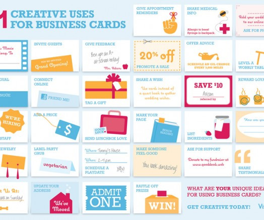 Business cards assistant edge infographic creative business cards reheart Choice Image